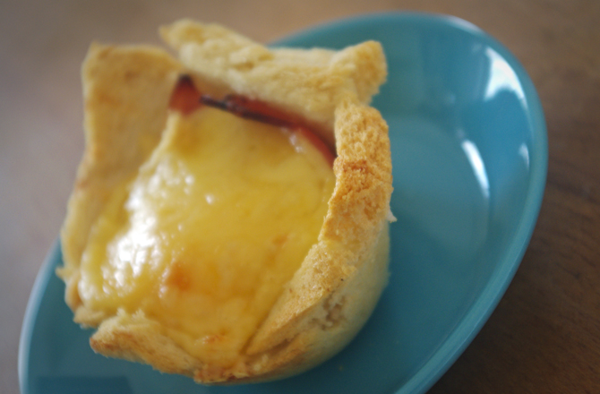 Croques-Madame-Muffins