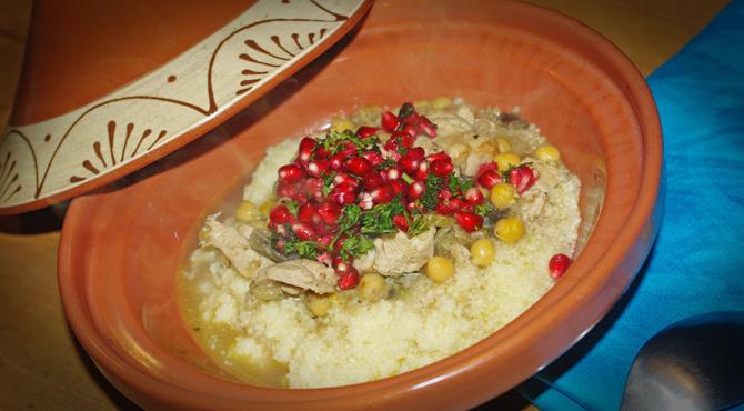 Marokkanischer Eintopf