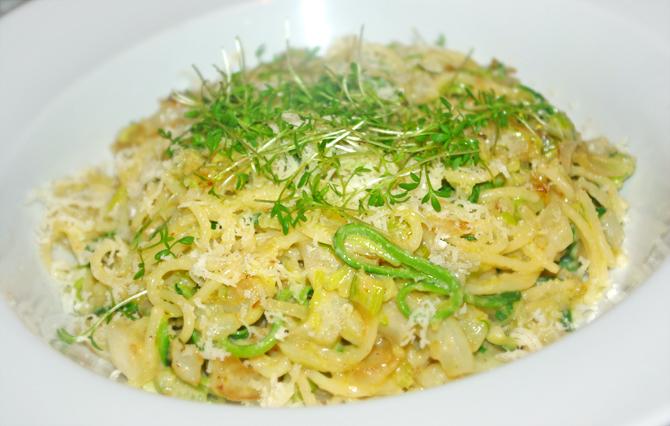 Julienne-Spaghetti