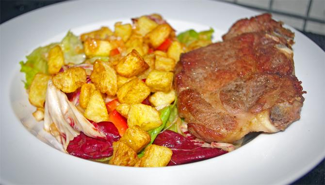 BBQ Salat