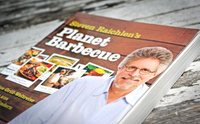 Steven Raichlen: Planet Berbecue