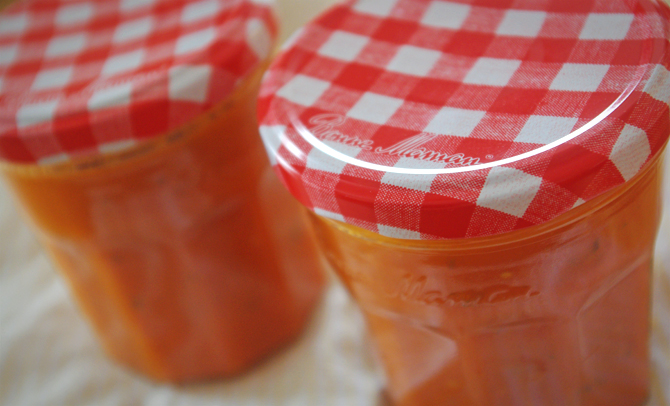 Tomaten-Sugo selbst gemacht