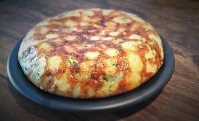 Tortilla de Patatas von Gastautor Jahn Schlosser
