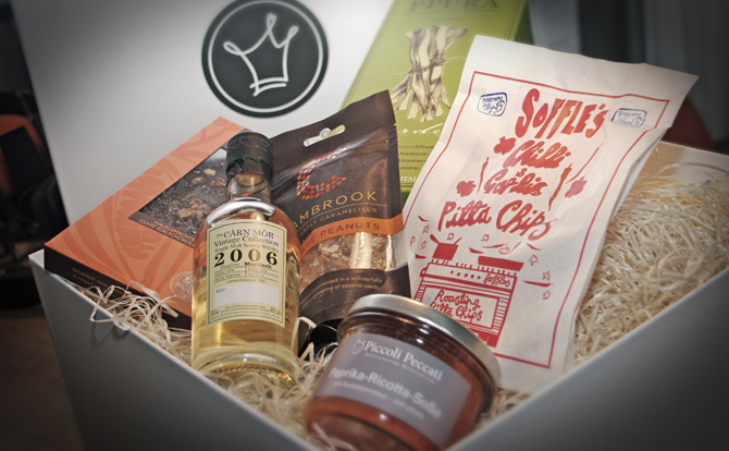 Foodist Gentleman-Box