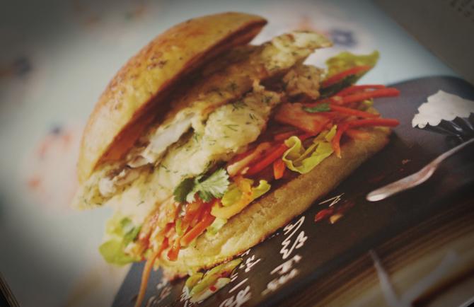 Burger - Homemade Fastfood