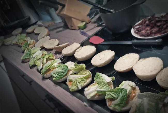 Silvester-Burger